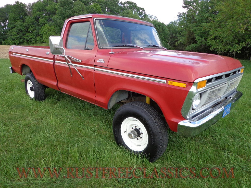 Pics Photos - 76 Ford F250 Highboy 77 Ford F250 Highboy From